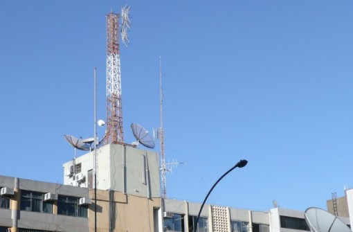 Antena radioativa - photo by Mamcasz