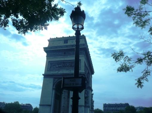 Arco do Triunfo 2 - photo by Mamcasz