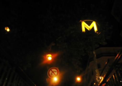 Arte em Paris 1 - photo by Mamcasz