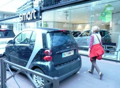 Mulher em Paris 5 - photo by Mamcasz