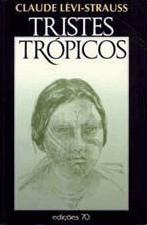 tristes tropicos - capa