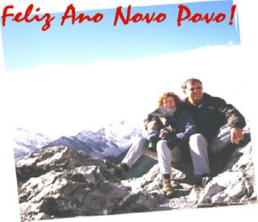 FELIZ ANO NOVO (foto)