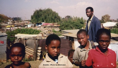 Soweto by Mamcasz