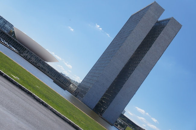 Brasilia by Mamcasz