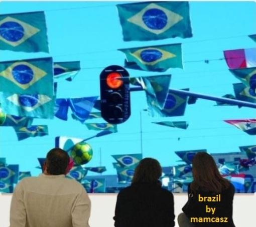brasil migrante by mamcasz